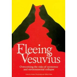 Fleeing Vesuvius cover