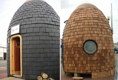 The eco-pod