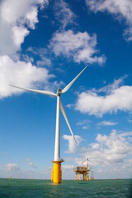 Vestas V90 3 MW Turbine